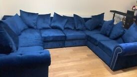 BRAND NEW U SHAPE SOFA AVAILABLE IN MORE COLOURS