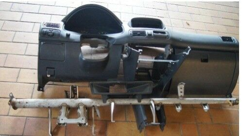 Left hand drive dashboard bracket and facial trim Toyota corolla E11 1999 LHD conversion part