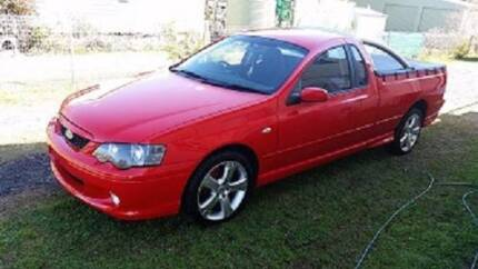 2002 Ford Falcon and v8 commodore rego till december, hilux 4wd Beaudesert Ipswich South Preview