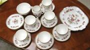 Coalport Tea Set
