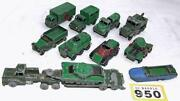Matchbox Military