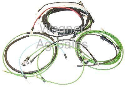 John Deere New Wiring Harness Jd M Mi Mc Mt  818