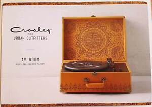 Portable Record Player by Crosley CR6249U-EM1 Allambie Heights Manly Area Preview