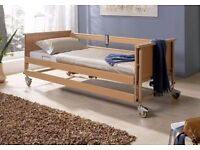 To rent! Four function adjustable electric nursing / homecare / hospital beds £49 p/w or £170 p/m