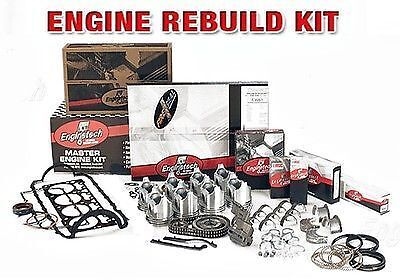 *Engine Rebuild Kit* Chevrolet Geo Metro 1.3L SOHC L4 16v G13BA  - 1998 Chevrolet Metro Engine