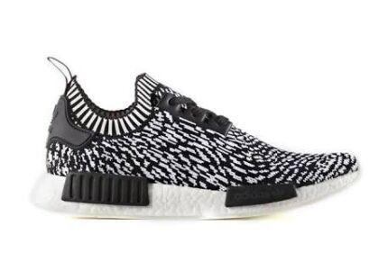 Authentic Adidas NMD 'Zebra' R1