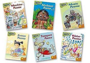 Oxford Reading Tree Stage Level 7-8 Set Pack 6 books 1 of each title new scheme