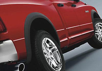 DODGE RAM 2500 3500 Wheel Fender Flare Set NEW OEM MOPAR