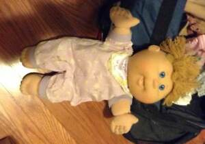 Cabbage Patch baby for sale