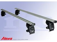 Atera SIGNO AS aluminium roof bars suitable for Audi A1 Sportback/S1 Sportback