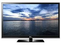 LG 42 INCH LCD HD TV WITH BUILT IN FREEVIEW**CAN BE DELIVERED**