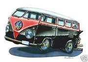 VW Cross Stitch