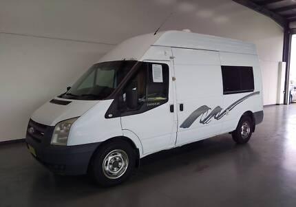 2007  Ford Transit MWB Apollo 2 Berth Tourer Regency Park Port Adelaide Area Preview