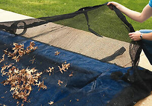 NEW - Arctic Armor WC562 Leaf Net For 18' x 36' Pool