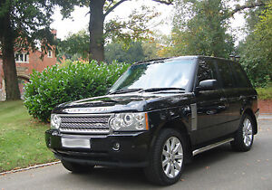 2007 Range Rover Super Charged MINT CONDITION