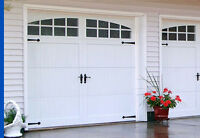 Garage Door Services, Repairs, Install, New Openers & Doors