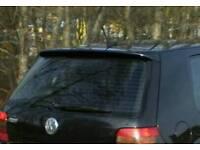 VW Golf MK4 Roof spoiler