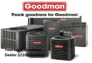 Furnace - Air Conditioner - Fireplace - Water Heater SALE Kitchener / Waterloo Kitchener Area image 1