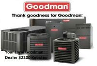 Furnace & Air Conditioner & Fireplace SALE - Service $49