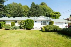 Rancher on 1/2 Acre Lot in Surrey