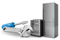 Professional home appliance repair