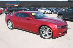 2012 Chevrolet Camaro 1LT SPORT PACKAGE, BLUETOOTH FOR PHONE