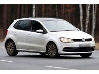 VOLKSWAGEN POLO , FROM 2010 URGENTLY WANTED,
