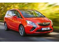 2013 Vauxhall Zafira PCO Mincab Licensed, Uber Ready with 2nd PDA Free of Charge