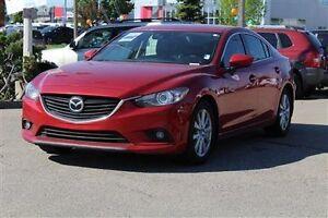 2014 Mazda Mazda6 MAZDA 6 GT TECH Certified Pre-Owned program wi