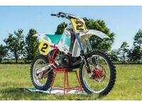 1992 KTM 500 FACTORY KURT NICOLL REPLICA