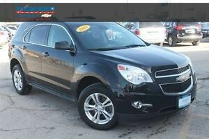 2013 Chevrolet Equinox 1LT ALL WHEEL DRIVE, HEATED FRONT SEATS