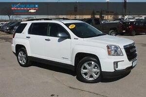 2016 GMC Terrain SLE-2 HEATED FRONT SEATS, SLIDING SUNROOF, SERI