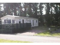 Static Caravan for sale sited at solway holiday village