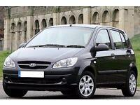 HYUNDAI GETZ - MOT & TAX - Great little car