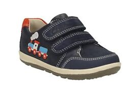 Softly Tom Fst from Clarks used few time baby boy shoes
