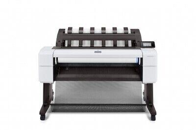 Hp Designjet T1600 36 Wide Format Cad Printer Plotter Brand New