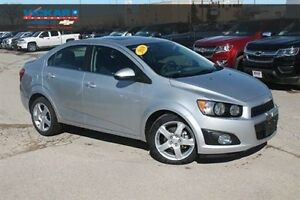 2016 Chevrolet Sonic LT Auto REMOTE START, SUNROOF, HEATED FRONT