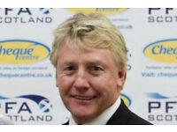 Ex Celtic Striker Frank McAvennie to Speak at Hillhead