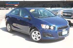 2014 Chevrolet Sonic LT Auto BLUETOOTH FOR PHONE, USBPORT