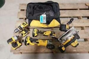 Great Selection of Power Tools at Bryan's Online Auction