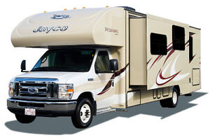 Looking to RENT a Motorhome or trailer for a cross Canada trip