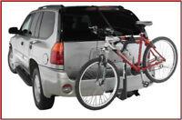 Support pour vélos (2) pour adapteur de remorque