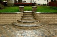 BRICK-IT ENTERPRISES NOW BOOKING FOR SPRING HARDSCAPE PROJECTS