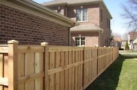 Deck / Fence / Landscaping FREE QUOTE 587-897-2125
