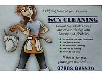 KC's Cleaning
