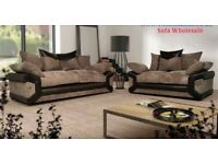 Scs Sheldon 3&2 sofa with #FOOTSTOOL