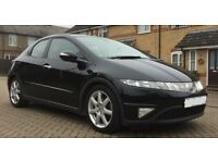 2006-2010 HONDA CIVIC 1.8 EX BREAKING FOR PARTS, ALL PARTS AVAILABLE