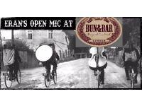 Tonight! Musicians wanted- This Thu, Dec 7th 7pm at Bun&Bar Haringey