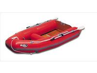 Inflatable Dinghy Achilles LS-230 Hypalon Rubber not PVC not AVON Best Buy