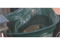 Fibreglass ponds stuff for sale gumtree for Pond stuff for sale